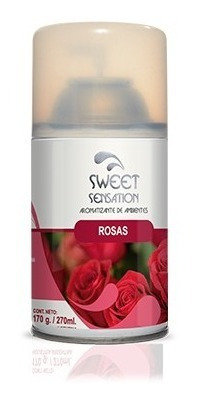 recargas aromatizador sweet sensation