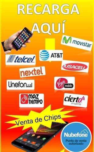 recargas de celulares ejemplo 100 pagas 65