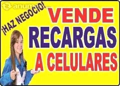 recargas electronicas