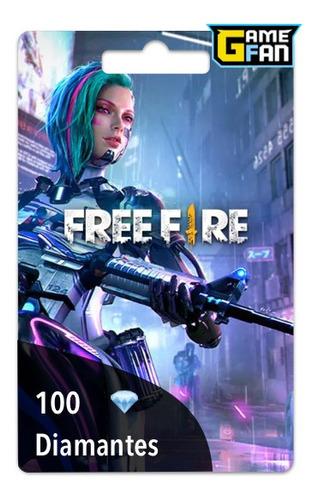 recargas free fire  110 diamantes $4.500