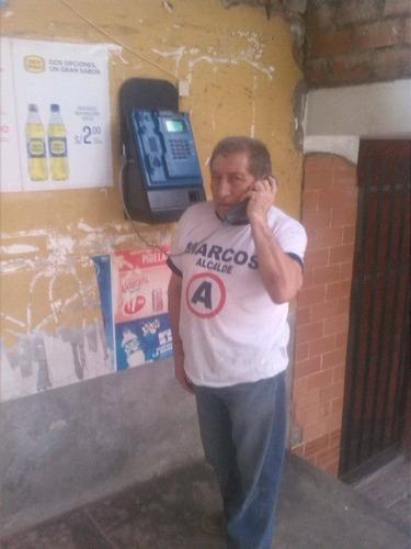 recargas voip telefono publico 200%ganancia real empresa