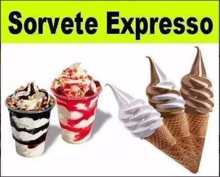 receita de calda de sorvete expresso - atualizado 2018