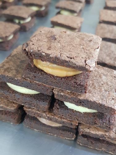 receita do brownie perfeito