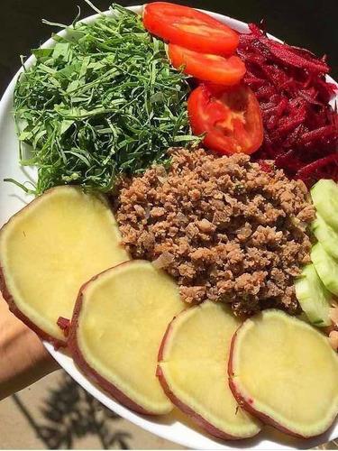 receitas de reeducação alimentar