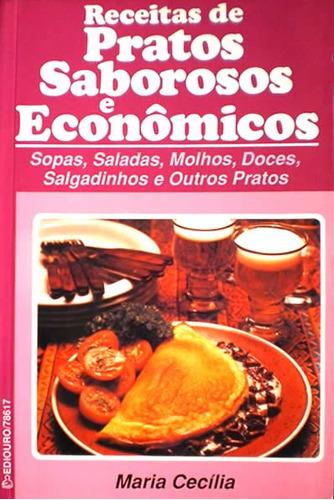 receitas pratos econômicos testados aprovados livro saldão