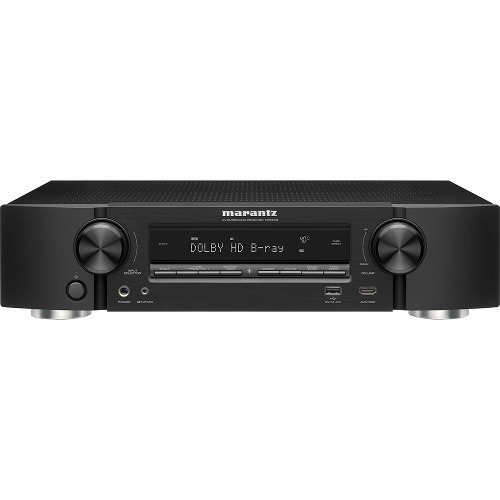 receiver 5.2 bluetooth/wi-fi marantz nr-1506