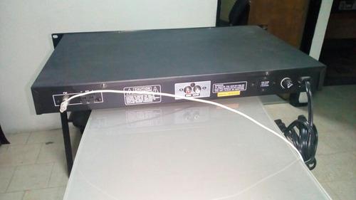 receiver am / fm sound berrier 700 tb  tipo rack