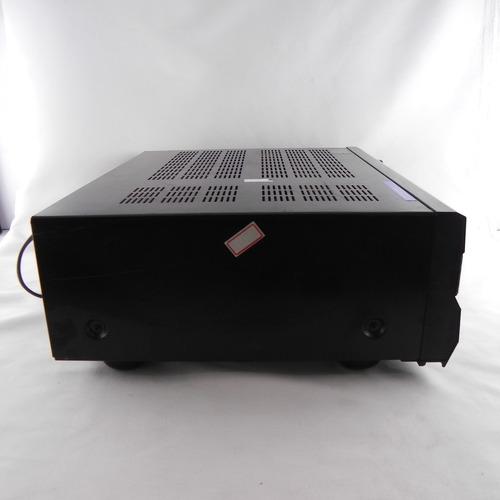 receiver av tunner onkyo ht-r960 130w por canal vintage raro