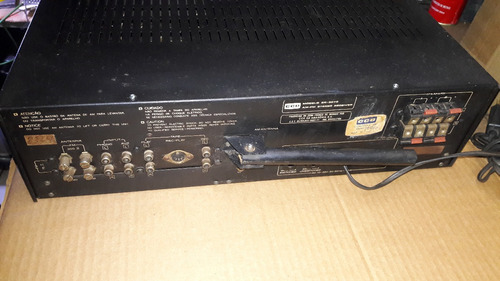 receiver cce-sr-3070 - funcionando perfeito