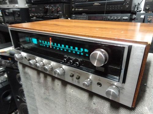 receiver clásico sansui 5050 impecable.