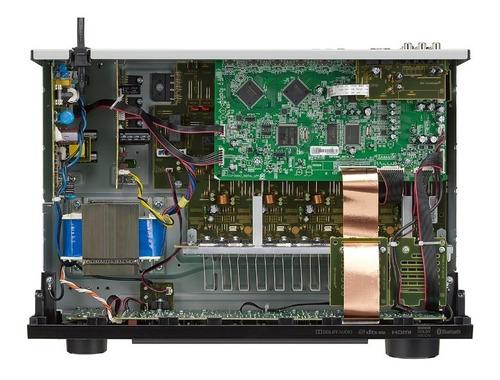 receiver denon avr-s540bt canais 5.2 4k full hd
