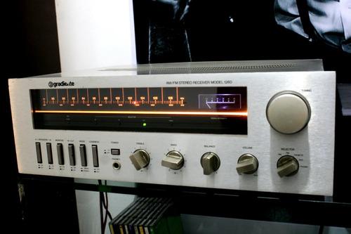 receiver gradiente model 1260