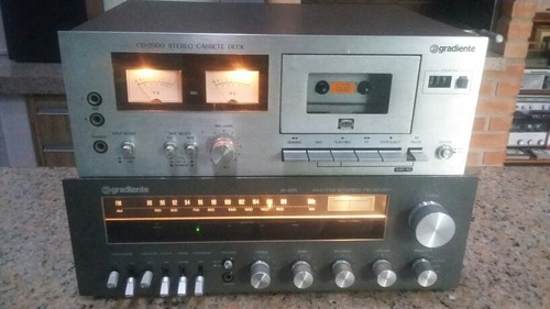 receiver gradiente *s 125*e deck *2500*