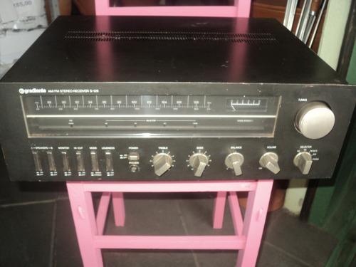 receiver gradiente-s 126
