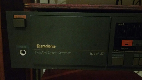 receiver gradiente spect 87