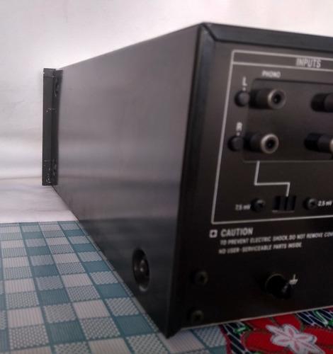 receiver gradiente system s-126 poderoso amplificador anos80