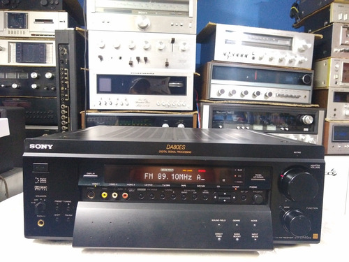 receiver home sony da80es ñ marantz yamaha onkyo pioneer jbl