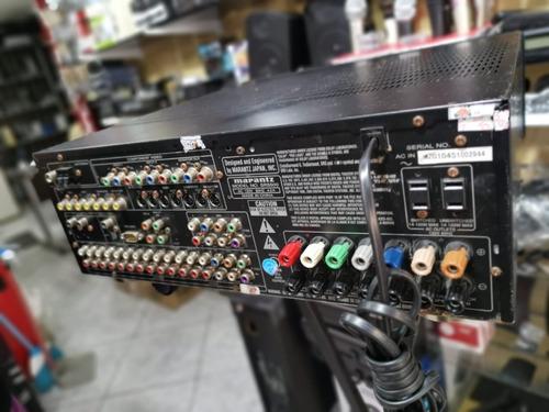 receiver home theater 7.1 marantz sr5500 perfeito!!