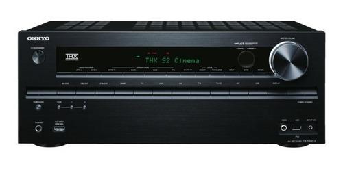 receiver home theater 7.2 onkyo tx-nr616 - usado sem hdmi