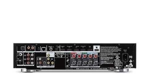receiver home theater marantz nr1506 5.1 4k