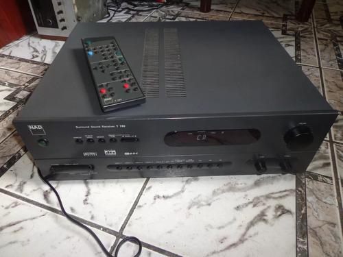 receiver nad t 760 ótimo