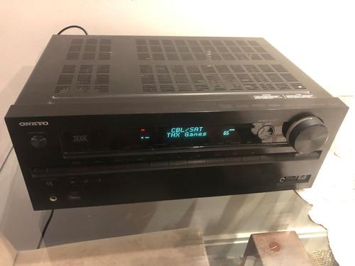 receiver onkyo tx-nr 609 (com defeito)