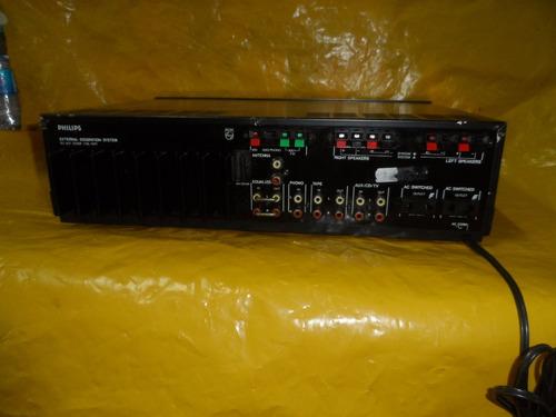 receiver philips fr-315 - impecavel - u.dono - perfeito - ok