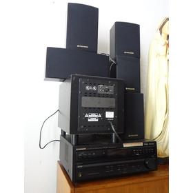Receiver Pioneer Vsx-d457 - 5.1 Canais