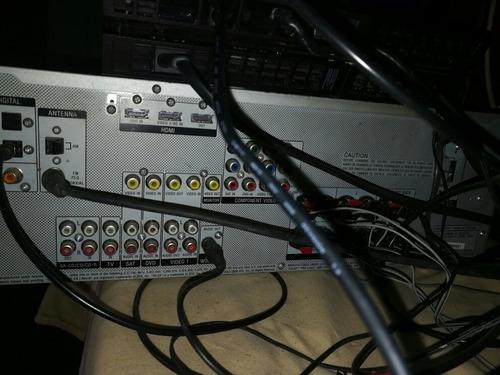 receiver sony