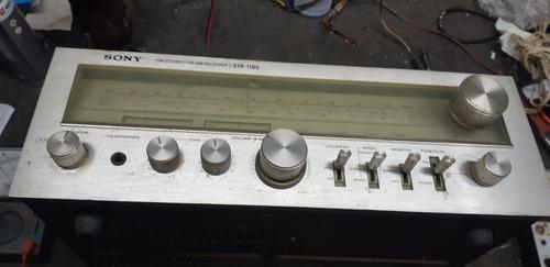 receiver sony str-11bs bem conservado (leia o anuncio)