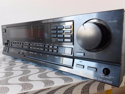 receiver sony str av 900 novissimo, impecáve