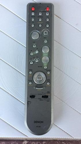 receiver stéreo denon dra-397 multi zone 2 controles  yamaha