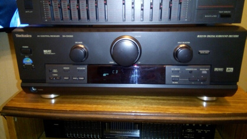 receiver technics sa-dx950
