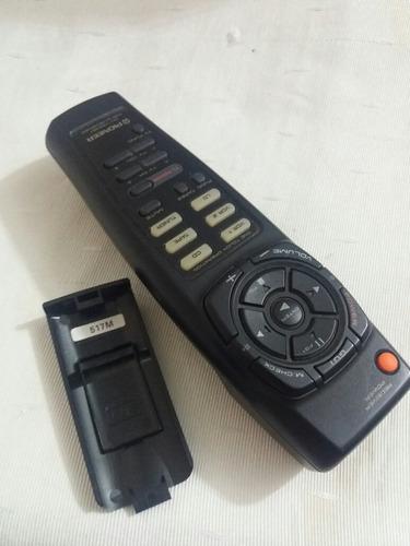receiver vsx d705 s  estado de novo  com controle e manual