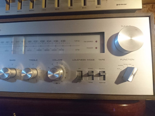 receiver yamaha cr 400 rebajado conversable