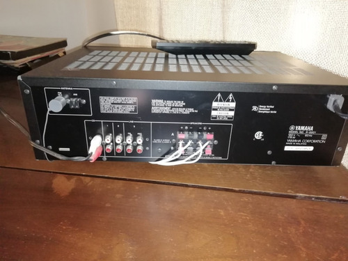 receiver yamaha rs201 stereo