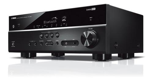 receiver yamaha rx-385 5.1 bt 4k oferta world of music