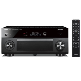 Receiver Yamaha Rx-a3080 9 2 Ch Ultra Hd 4k Usb/ Hdmi/ Wifi