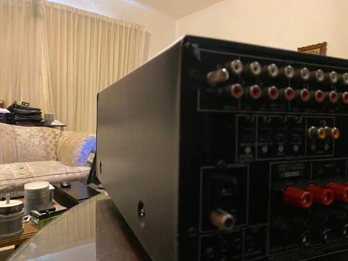 receiver yamaha rx-v663