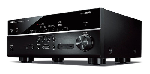 receiver yamaha rx-v685  bv 110/220v garantia 1 ano nfe