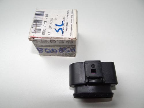 receptáculo conector faróis vw amarock jetta 6r0973735