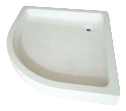 receptaculo plato ducha piso box baño 80 x 80 esquinero