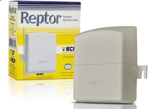 receptor 2 canais 433mhz multifuncional ecp alard