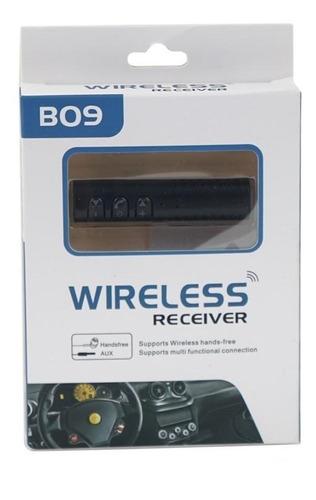receptor adaptador bluetooth para vehículo y cine en casa v3