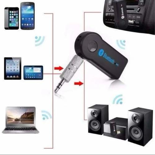 receptor adaptador bluetooth usb auto microfono parlantes