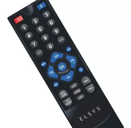 receptor analógico e digital elsys duomax etrs49