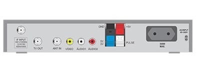 receptor analogico elsys 2.0