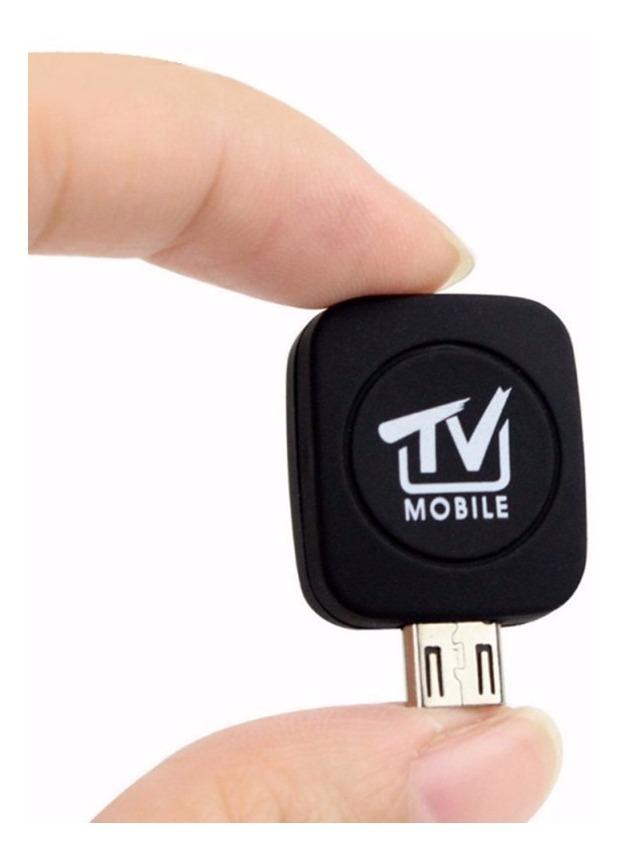 Receptor Antena Tv Digital Celular Tablet Android Hd Eztv