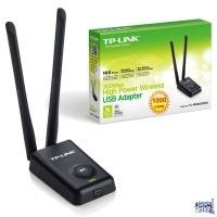 receptor antena wifi usb tp-link 8200nd rompe muros en cba