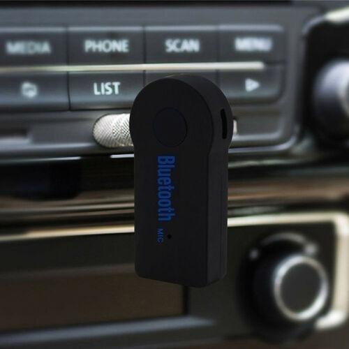 receptor audio auto bluetooth aux spotify musica stereo